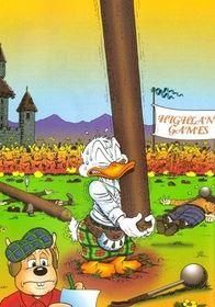 petit rappel pour ceux qui n'ont pas lu la jeunesse de Picsou: Le canard le plus riche de tous les temps est originaire de Glasgow, et est issu du clan des McPicsou (Mc Duck en VO) !