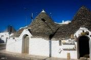 Alberobello's trulli