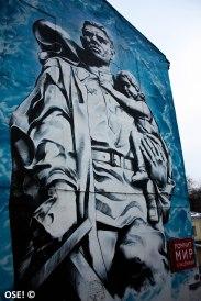 Ils ont de la gueule les graffitis en Russie