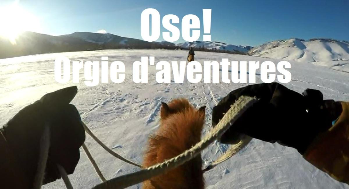 Teaser Ose! Orgie d'aventures